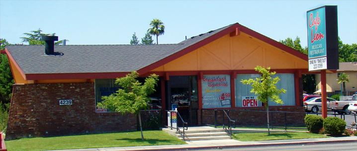 Cafe Leon Menu Fresno